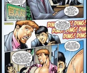 Comics The Incredibly Hung Naked Justice 1 yaoi