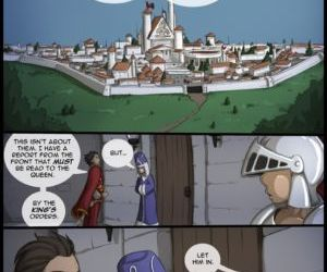 Comics The Fall Of Little Red Riding Hood 3, furry  futanari x male