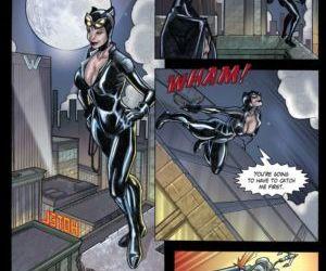 Comics The Dark Cock Rises, superheroes  batman