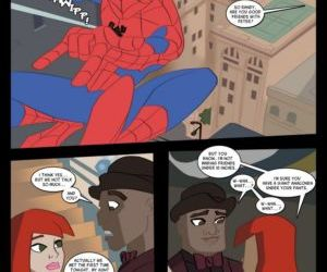 The Spectacular Spider-Man Presents Mary…