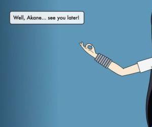 Comics Senzuri High 4 - part 8, yuri , mind control  mind control & hypnosis