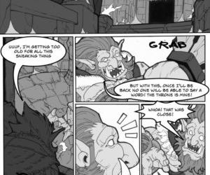 Comics Tales Of The Troll King 1 league of legends