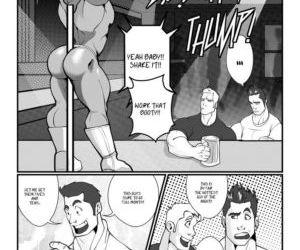 Comics Stripper Night, yaoi  gay & yaoi