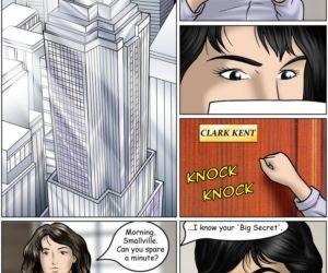 histórias em quadrinhos Smallvilles Grande Segredo, super-heróis superman