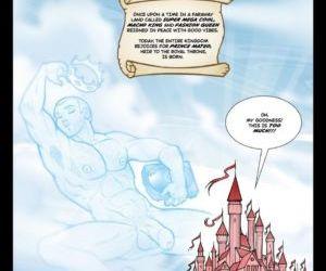 Comics Sleeping Bear, yaoi  gay & yaoi