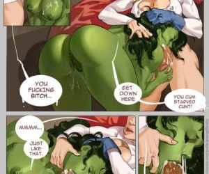 She-Hulk Domination