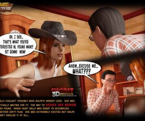 Comics Ranch - The Twin Roses 1 - part 5, 3d  mom