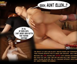 Comics Ranch - The Twin Roses 1 - part 4, 3d  mom
