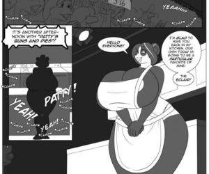 Comics Pattys Showtime, gangbang , furry  bukakke