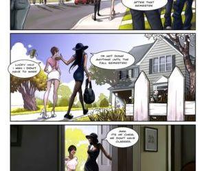 Comics Pantyhose Play shemale