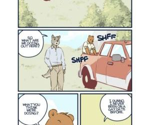 Comics Only If I Love You furry