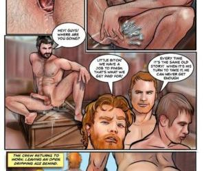 Comics Manson 3 - part 2 orgy