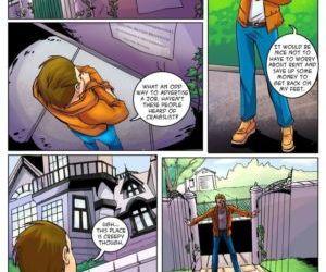 Comics Maid To Order gender bending