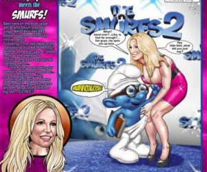 Brittany Spears meets the Smurfs