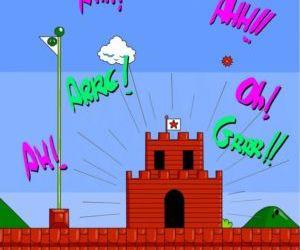 Nintendo Fantasies - Peach X Samus