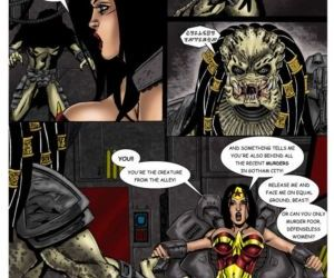 Wonder Woman - In The Clutches Of The Pr… - part 2