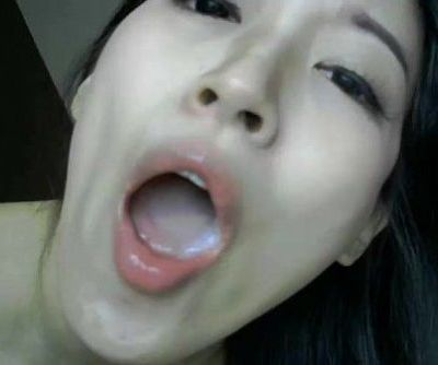super flexible asian hottie with..