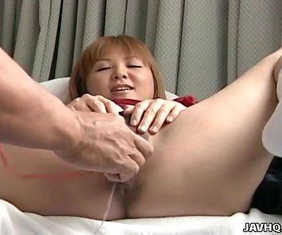 Asian slut getting..