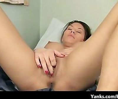 Petite Asian with Huge Tits..