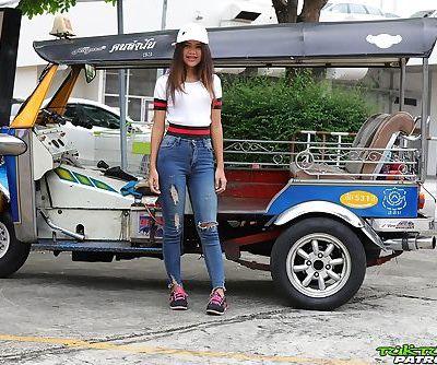 Young Thai girl..