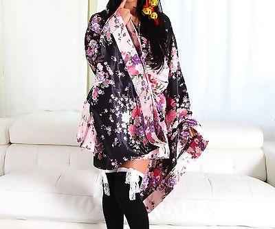 Japanese model Marica Hase..