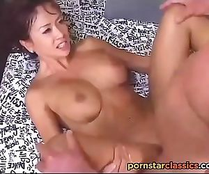 Asian porn legend in hardcore..