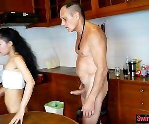 Cheating Thai wife..