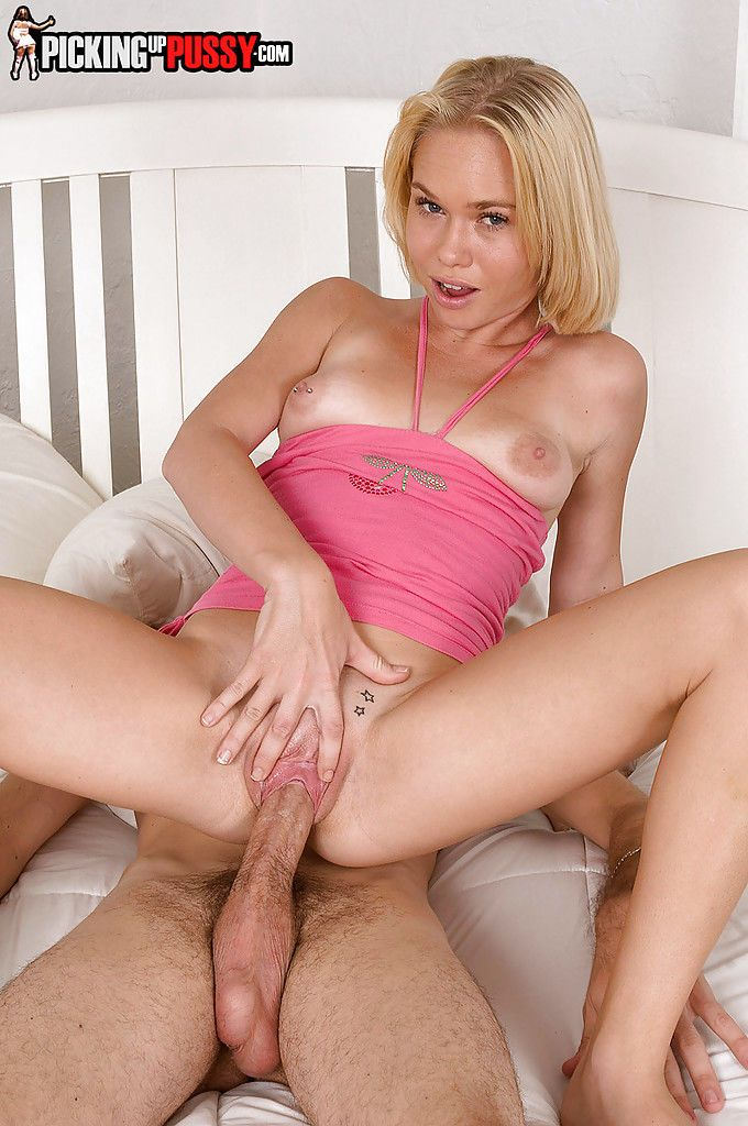 Blonde first timer Ana Adams receiving hardcore virgin asshole fucking