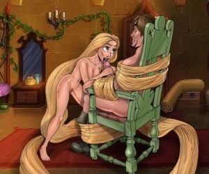 Picture- Cartoon ZA Fucking with Rapunzel - Cartoon Za Porn