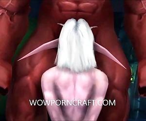 Fantasy Ecstasy - porn of outworlds! - 2 min