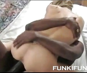 BBC FUCKS HARD HES BLONDE WHORE STEPSISTER - YOU CAN FUCK..