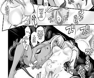 Kishi Danchou Jininsu - Nyoshin Henka ni Kusshita Kishi - The Commanders Resignation - part 2