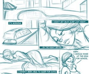 Unnamed Mom Son Comics