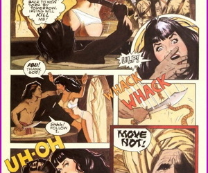 Bettie Page - Queen Of The Nile 1 - part 2