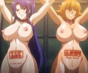 Taimanin Asagi 3 Episode 2