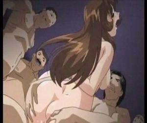 giovani hentai scuola Ragazza gangbang porno - 2 min