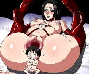 Prison Pleasure - One Piece Extreme Erotic Manga Slideshow - 4 min