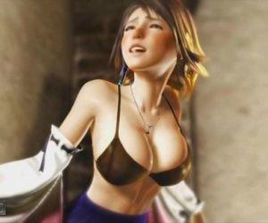 Final Fantasy X - Yuna - You Now Touch - 4 min