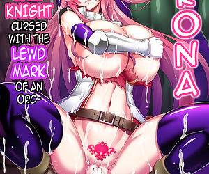 Erona ~Orc no Inmon ni Okasareta Onna Kishi no Matsuro~ - Erona ~The Fall of a Beautiful Knight Cursed with the Lewd..