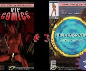 VipComics #1 : Stellargate - Dimensions