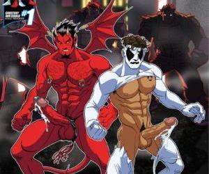 Ghostboy & Diablo 1 - Class Comics