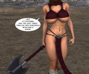Sorceress's Blunder - part 8