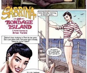 Sabrina on Bondage Island