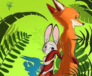 Fox chica