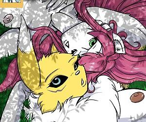 The Legend of Jenny And Renamon 5
