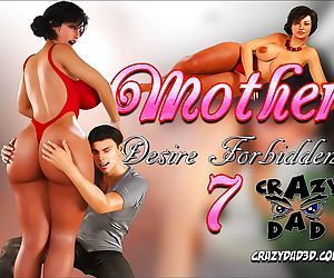 CrazyDad3D- Mother, Desire Forbidden 7