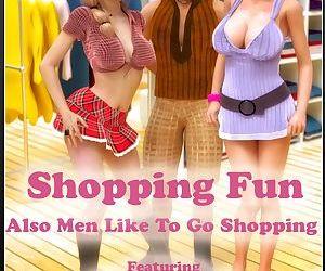 FantasyErotic- Shopping Fun