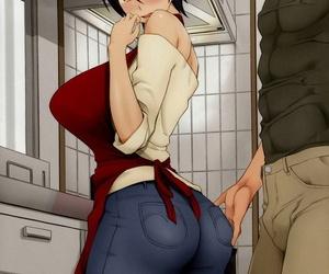Wife Harukos NTR Training Lifestyle
