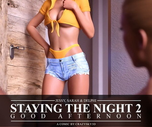 CrazySky3D- Staying The Night 2 ~