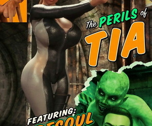 Blackadder- The Perils of Tia